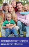 Peněžitá pomoc v mateřství 2015