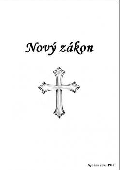 Nový zákon - Bible