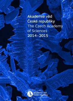 Akademie věd ČR 2014 - 2015